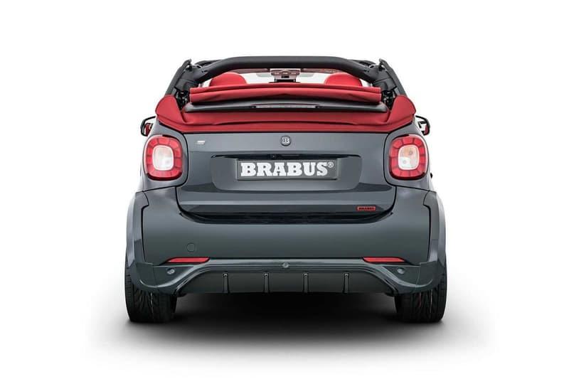 Brabus 打造 Smart Fortwo 全新改裝版本