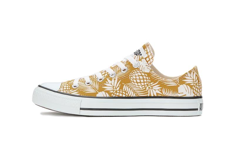 Converse Japan 2019 春季鞋款系列正式上架
