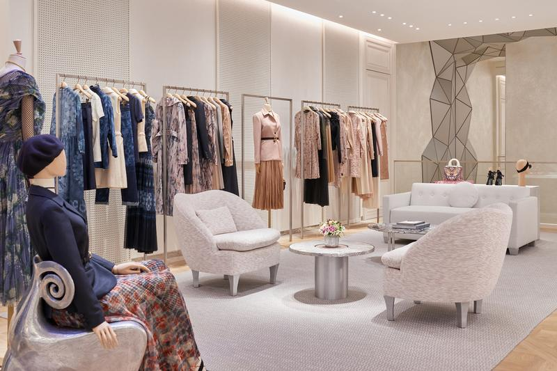 Dior 于摩纳哥开设全新精品店
