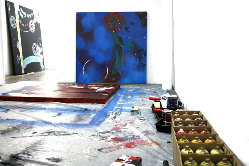 傳奇塗鴉藝術家 Futura 將于香港举办《Abstract Compass》展覽