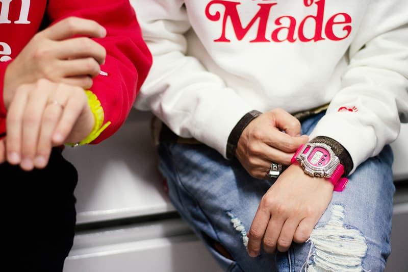 走進 Girls Don't Cry x Human Made 阿姆斯特丹 Pop-Up 期間限定店