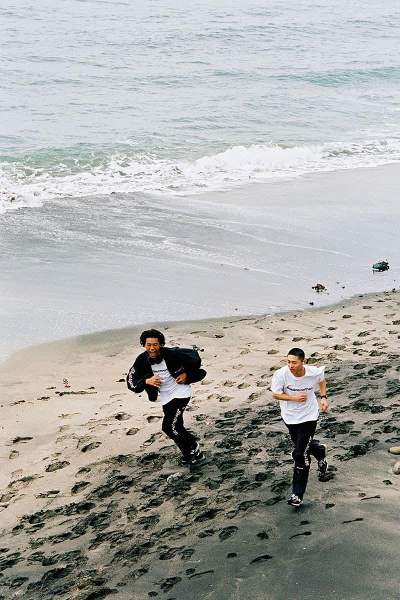 thisisneverthat x GORE-TEX 2019 春夏聯名系列登場
