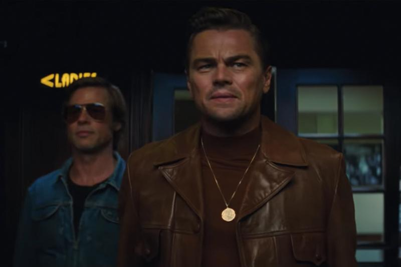 Quentin Tarantino 最新大片《Once Upon a Time in Hollywood》首波預告释出