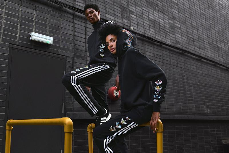 Keiichi Tanaami x adidas Originals 联名別注系列