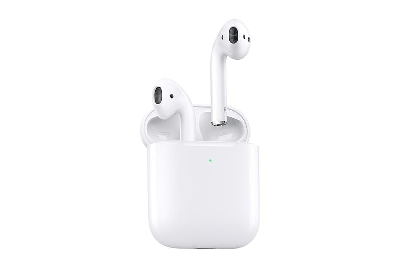 Apple 正式發佈第二代 AirPods