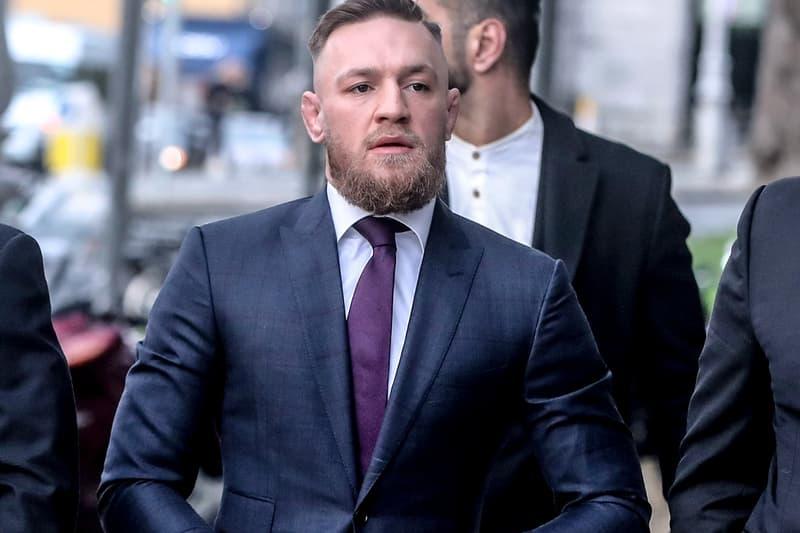 Conor McGregor 涉嫌毀壞粉絲手機而被捕