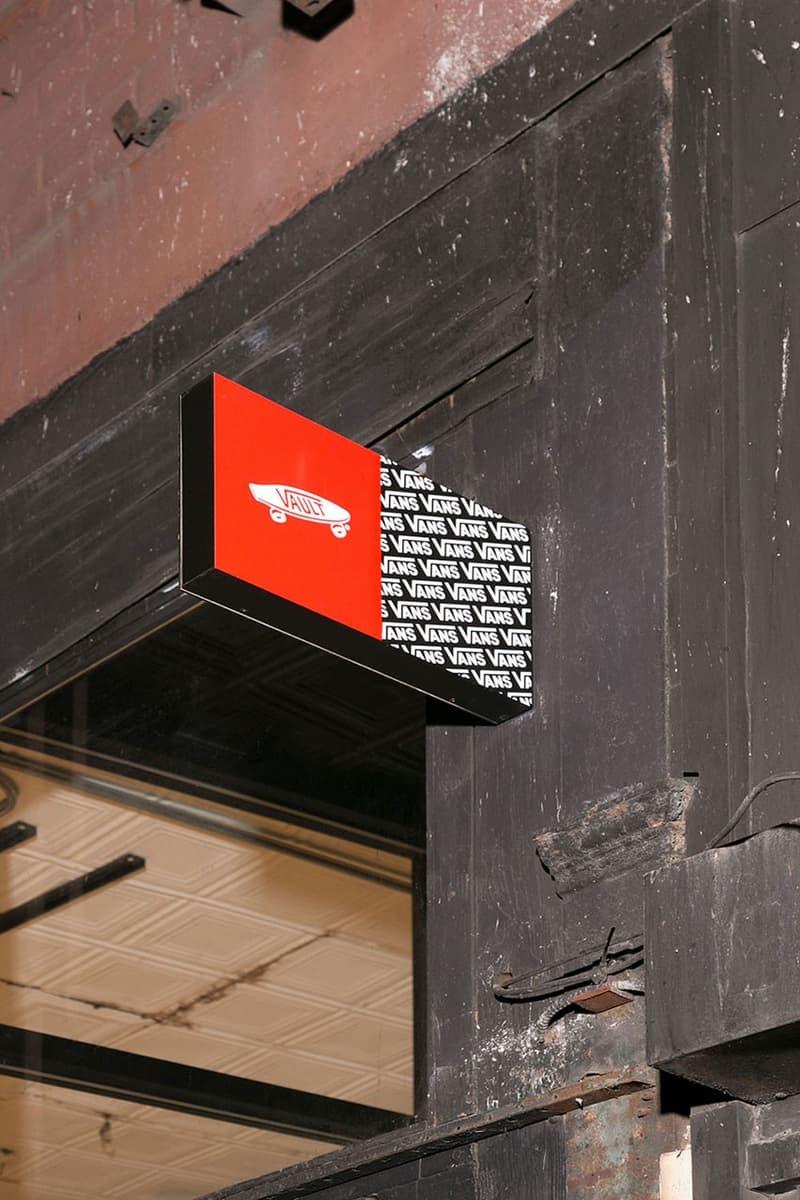 Vans 於紐約開設首間 Vault by Vans 獨立門店