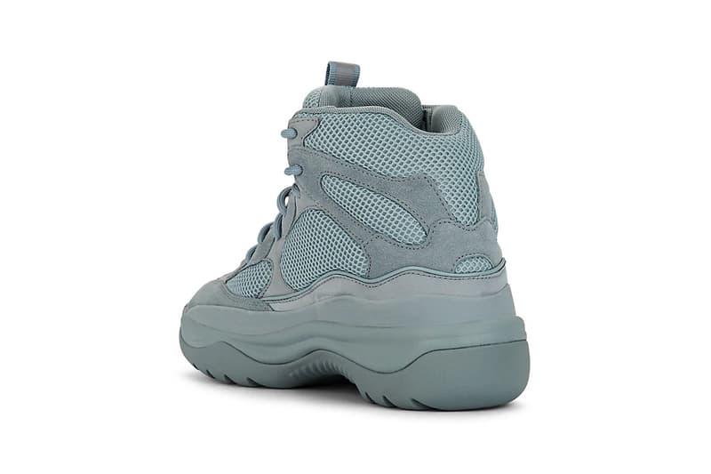 YEEZY Season 7 全新軍事風格靴款上架