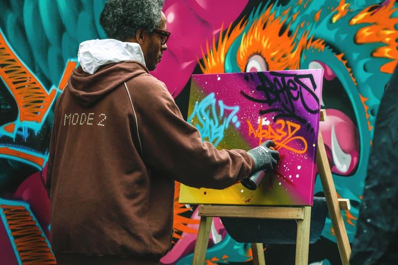 第二届「JOY IN BOTTLE」国际涂鸦赛事来袭
