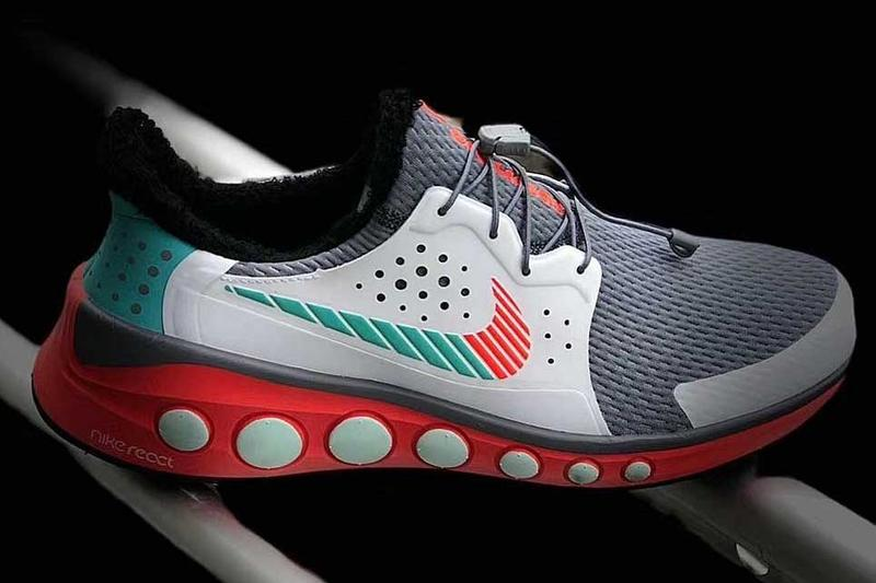 搶先預覽 Nike React「Tinker Hatfield」全新鞋款