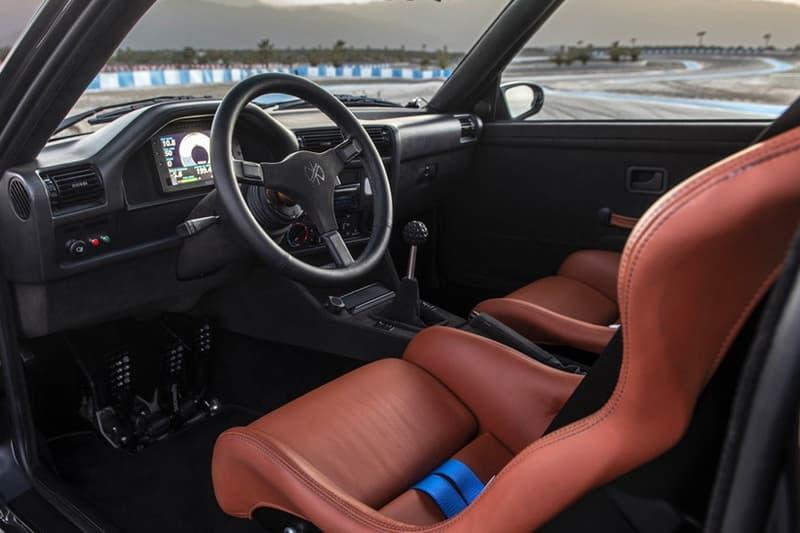 英國車廠 Redux 打造 BMW E30 M3 性能強化改裝版本
