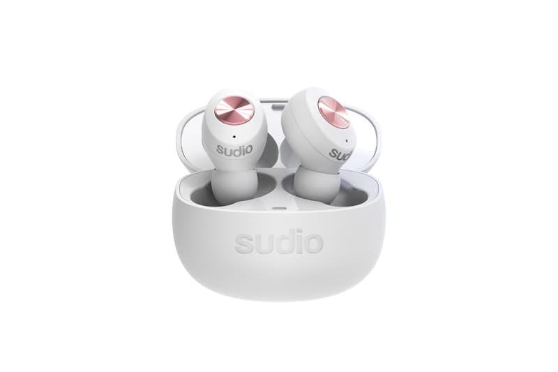SUDIO 石墨烯驅動藍牙 5.0 真無線耳機