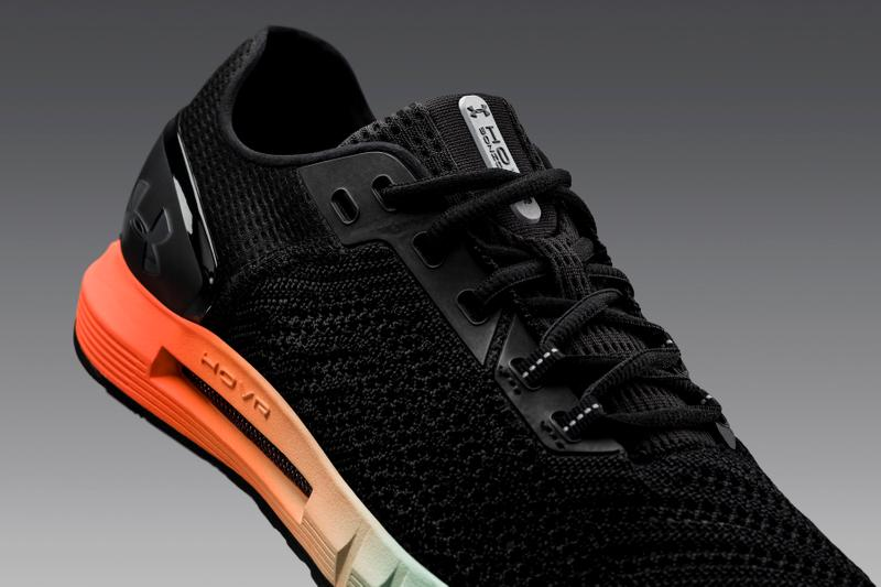 Under Armour 推出全新跑鞋 UA HOVR Sonic 2