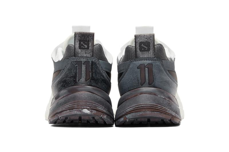 11 by Boris Bidjan Saberi x Salomon 全新聯名 Bamba 2 Low 上架