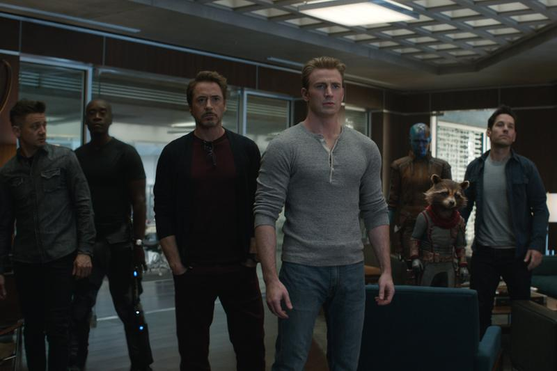 溫馨提示-《Avengers: Endgame》不設任何結尾驚喜片段