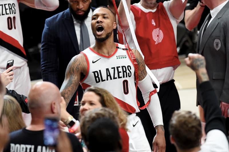 NBA 季後賽 2019 − Lillard 大號 Logo Shot 絕殺、全場狂飆 50 分擊退 Thunder 晉級次輪
