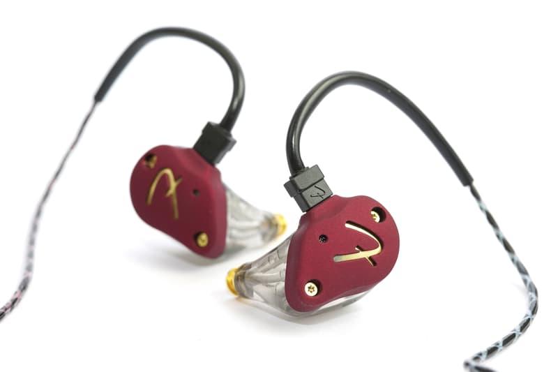 Fender Audio Design Lab 耳機系列迎來 Ten 2 新成員