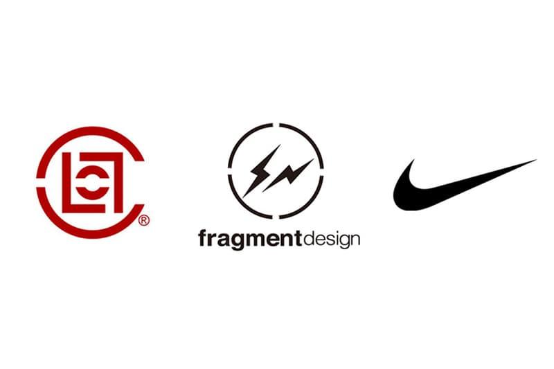 fragment design x CLOT x Nike 三方聯名鞋款或将来袭?