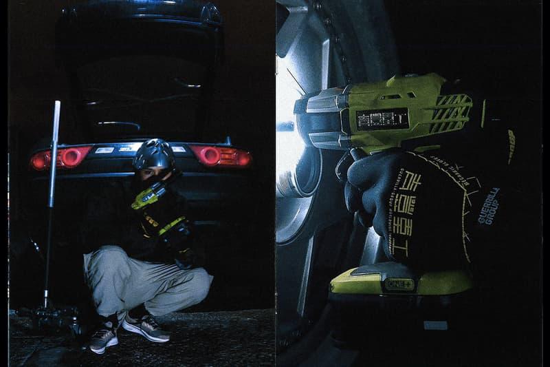 Guerrilla Group 2019 最新春夏「ROAD FIGHTER」造型特輯正式發佈