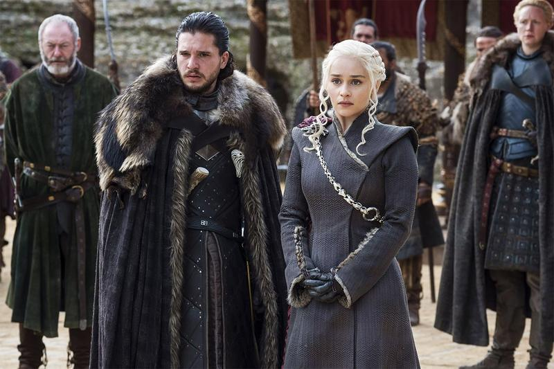 HBO 釋出《Game of Thrones》最終季宣傳花絮