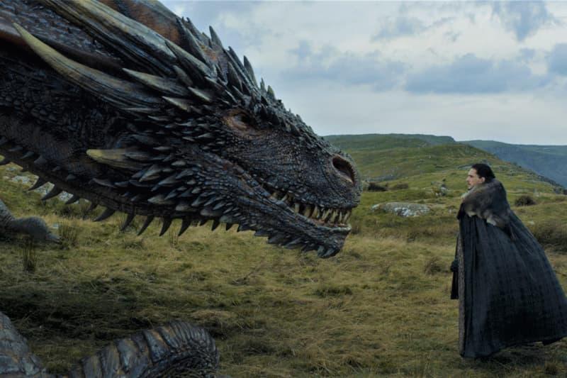 《Game of Thrones》特效後製影片釋出
