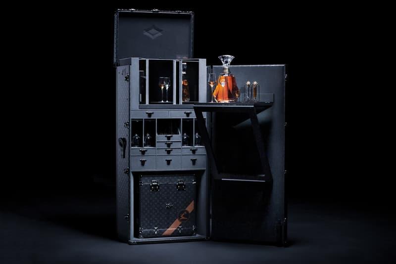 Hennessy x Louis Vuitton 打造要價 $280,000 美元奢華酒組套件