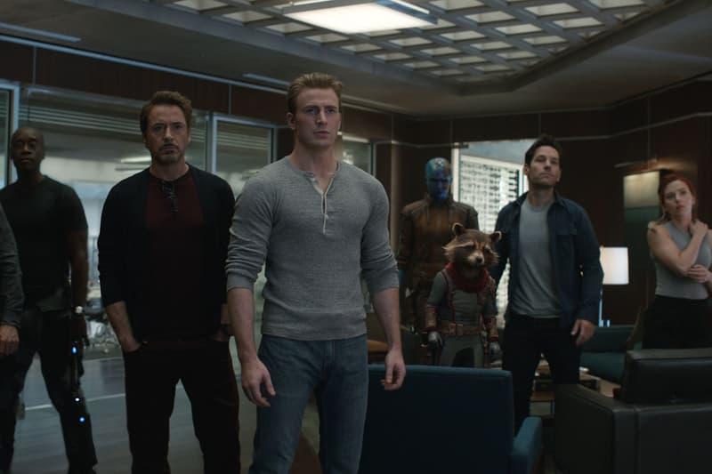 《Avengers: Endgame》首周末全球票房超越 10 億美元