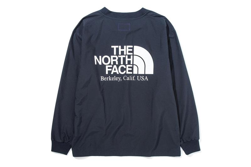 The North Face Purple Label x BEAUTY & YOUTH 2019 春夏联名系列
