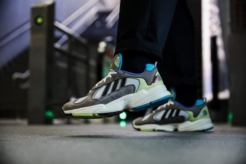 HYPEBEAST 獨家近赏 INVINCIBLE x adidas Originals 全新联名 YUNG-STUD