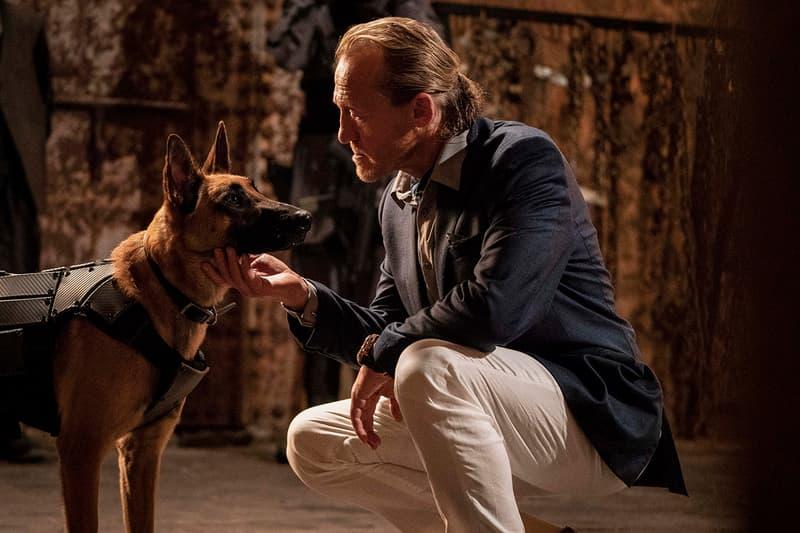 《John Wick 3: Parabellum》最新電影劇照、片段釋出