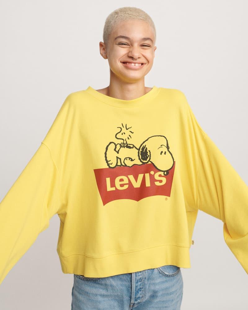Levi's x《Peanuts》2019 春夏聯名系列上架
