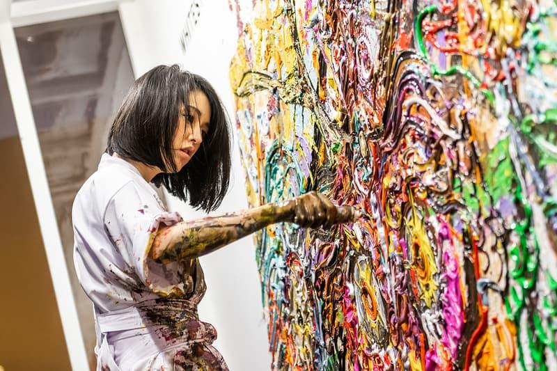 HYPEBEAST 走進日本藝術家小松美羽 Miwa Komatsu 作品展