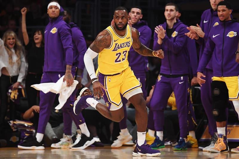 NBA 公佈 2018/19 賽季球員球衣和球隊産品銷量排行榜