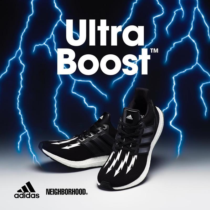 NEIGHBORHOOD x adidas 全新聯名 UltraBOOST 系列即將上架