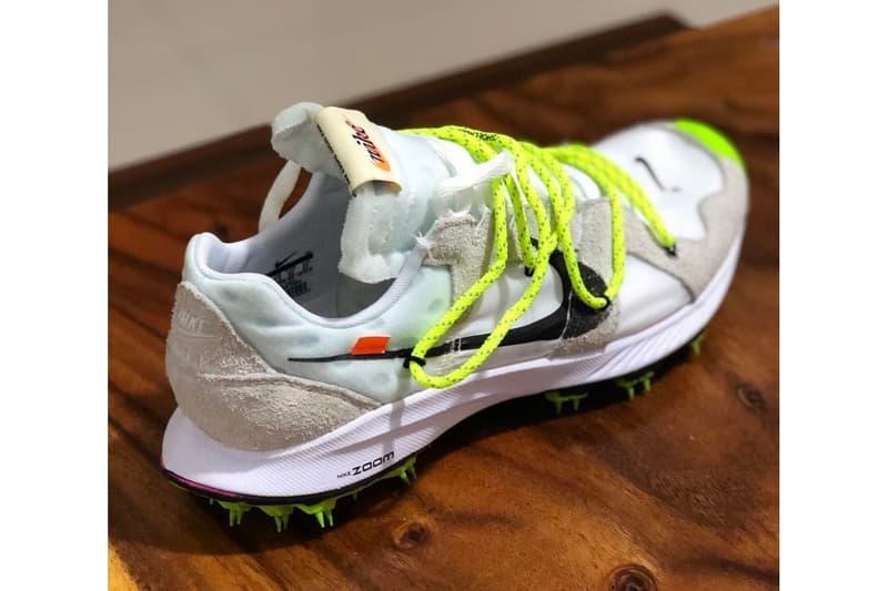搶先預覽 Off-White™ x Nike 全新聯名鞋款