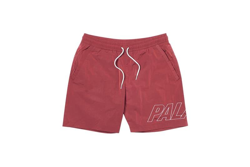 Palace 2019 夏季褲裝系列