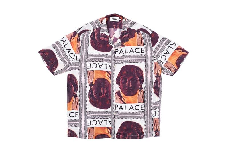 Palace 2019 夏季上裝系列