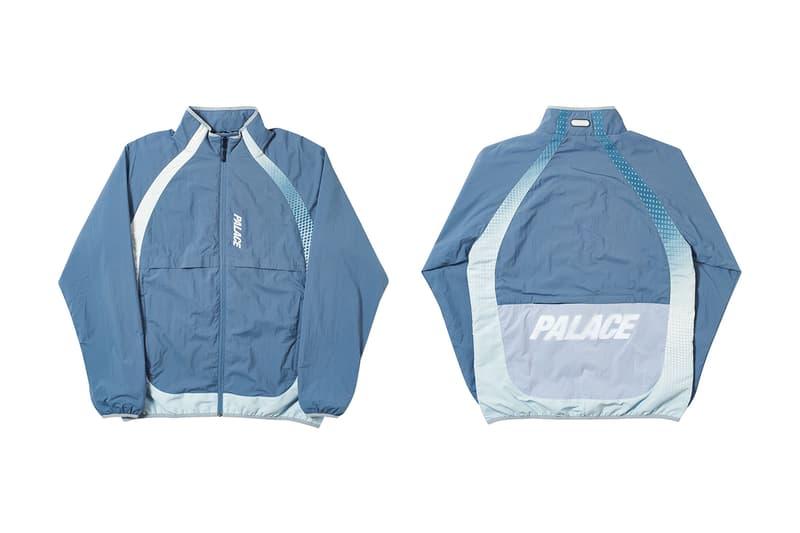 Palace 2019 夏季運動服系列
