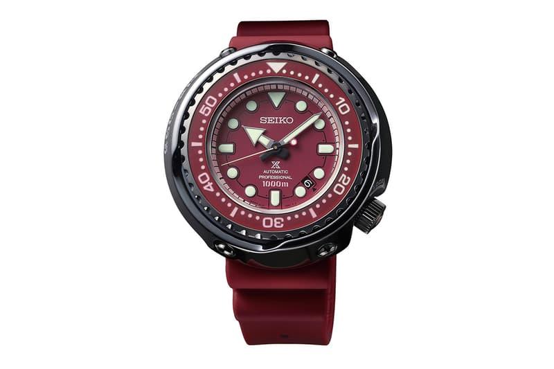 Seiko x《機動戰士高達》 40 周年別注限量腕錶