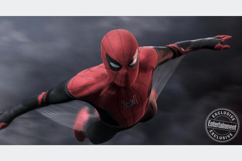 《Spider-Man: Far From Home》最新電影劇照釋出