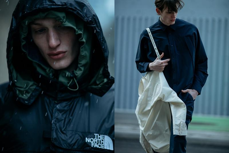 HAVEN 打造 Kazuki Kuraishi x The North Face Black Series 2019 春夏系列造型特輯