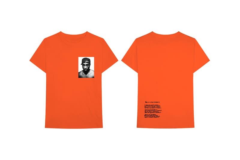 Tupac Shakur Estate 發售「國家詩歌月」特別商品