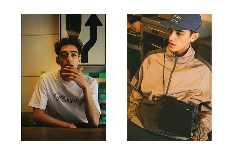 WHOSETRAP 2019 春夏系列 Lookbook
