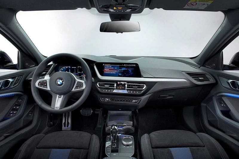 BMW 全新 1 系入門级车型登场