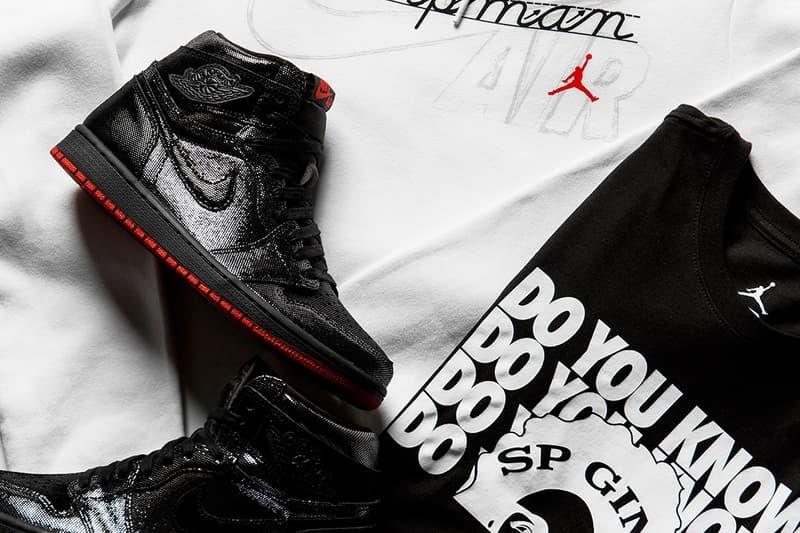 情懷之作!Air Jordan 1 Retro「SP Gina」別注配色發售詳情公開