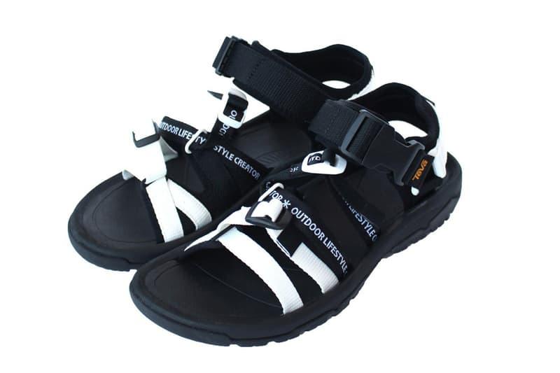 Snow Peak x Teva 攜手重塑「ALP」高機能性涼鞋