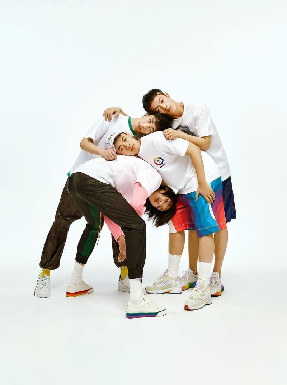 adidas 2019「Pride」別注系列正式發佈