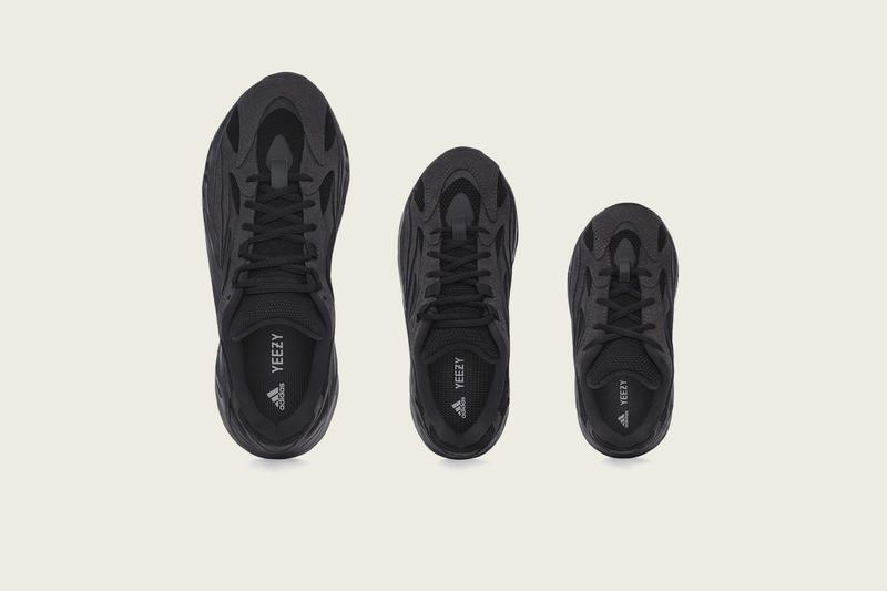 adidas YEEZY BOOST 700 V2「Vanta」配色官方圖輯公開