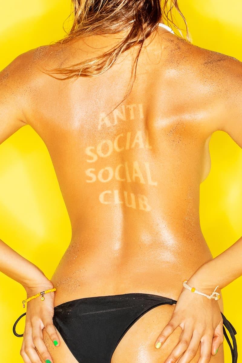 Anti Social Social Club 攜手 …Lost Surfboards 打造衝浪主題別注系列