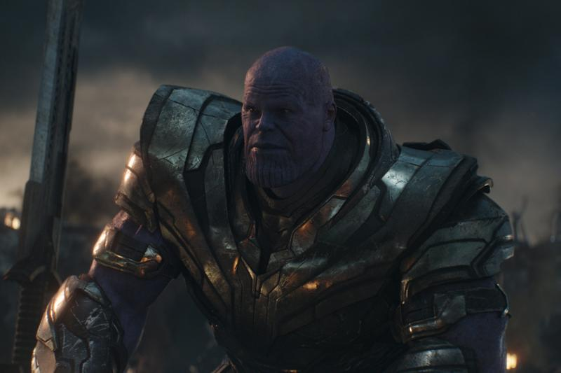 《Avengers: Endgame》上周票房將近稱霸全球